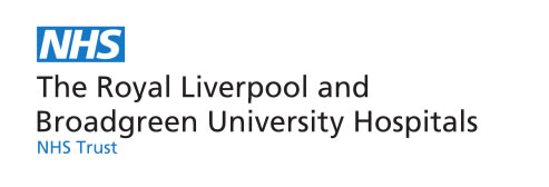 Royal Liverpool & Broadgreen University Hospital Logo