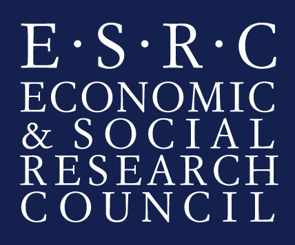 ESRC Economic & Social Research Council logo